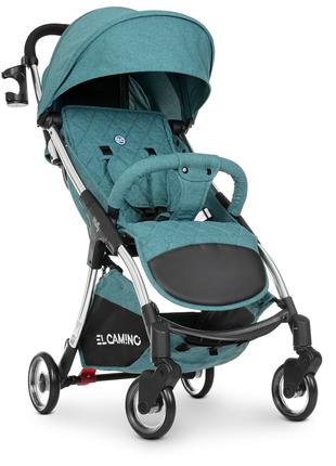 Детская легкая прогулочная коляска El Camino Milly ME 1059