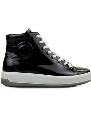Кожаные ботинки ecco soft 9, 36 размер