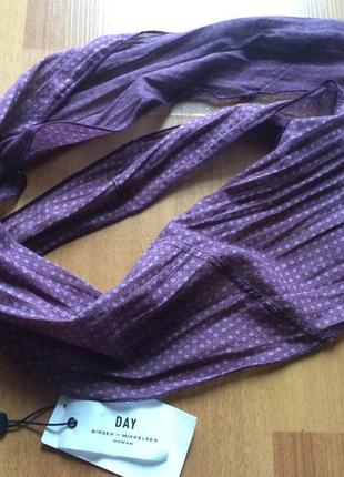 Новый треугольный шарф day birger et mikkelsen