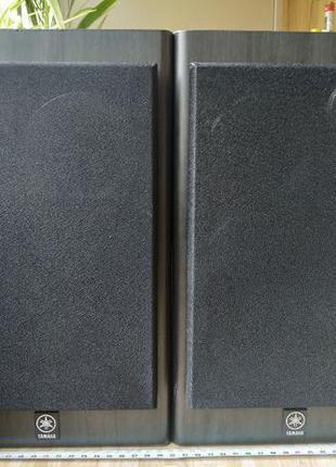 Полочники Yamaha NX-GX505, 3х полосная акустика.
