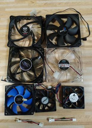 Кулера, вентиляторы: Deepcool, AeroCool, Cooler Master, Delta ...