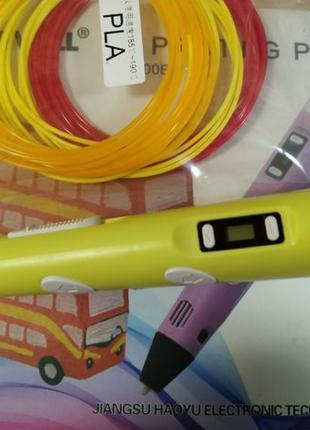 3D-ручка MyRiwell 2 RP100 B Оригинал PLA/ABS Дисплей