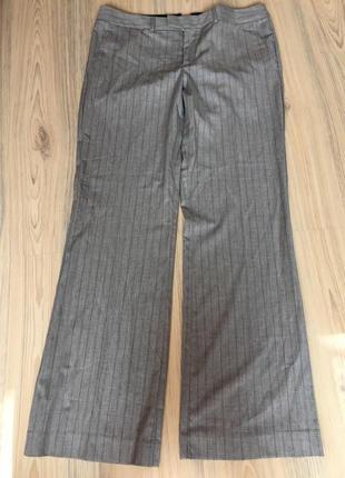 Calvin klein шикарные брюки р.12