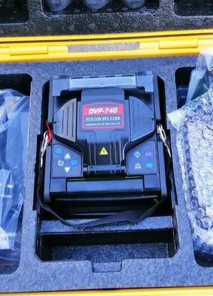 Сварочный аппарат для оптоволокна DVP-740