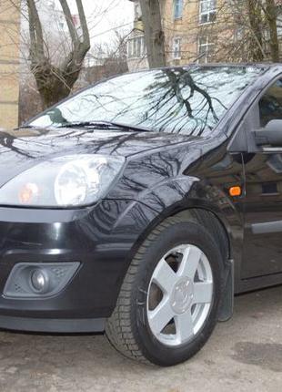 Ford Fiesta 1.6 Panther black