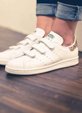 Кроссовки женские adidas originals stan smith cf  38 р 23.5 см