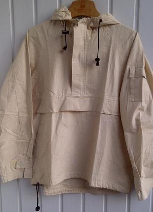 Походная куртка-анорак originals с капюшоном