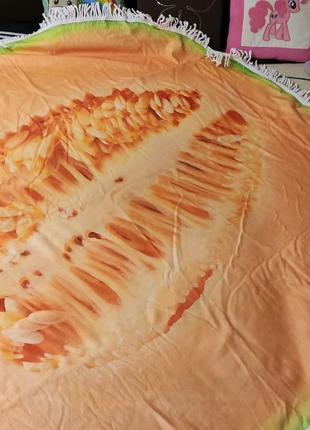 Пляжный коврик 150см
