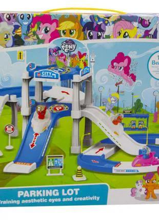 Игровые Наборы My Little Pony - парковка