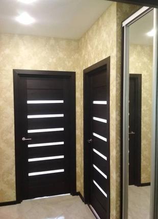 1-комнатная квартира с очень качественным и дорогим ремонтом