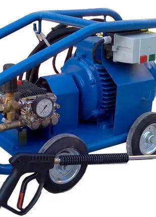 Гидроструйный аппарат высокого давления Шторм 50-1500бар
