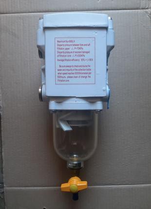 Фильтр сепаратор дизельного топлива MAN F2000/TGA сепаратор ман
