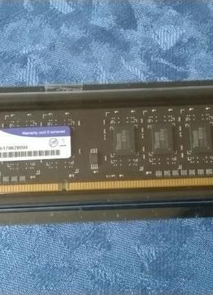 Оперативная память Team Elite DDR3-1333 4096MB PC-10660 продам