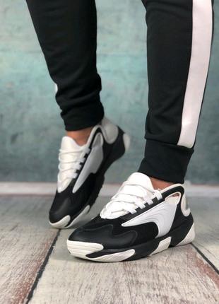 Кроссовки Puma Black and White