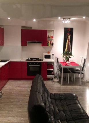Продается шикарная квартира с авторским дорогим ремонтом