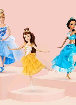 Куклы БАЛЕТ новая коллекция Принцессы Диснея