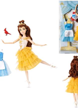 Кукла Принцесса Белль как Прима-балерина от Disney