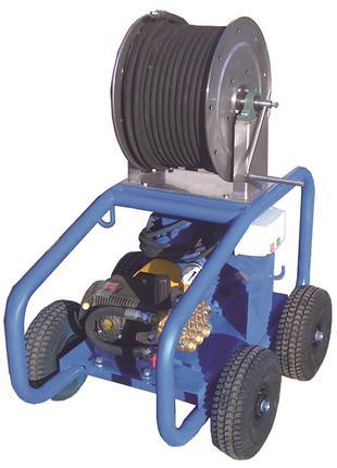 Аппараты высокого давления для каналопромывки от 50-800мм