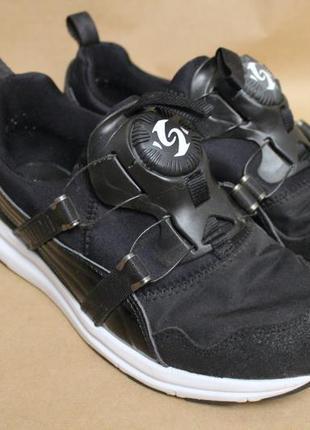 Puma disc женские кроссовки черные