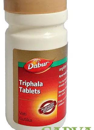 Трифала – Triphala (Dabur) (60 таб)