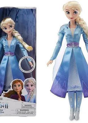 Поющая кукла Эльза , Disney