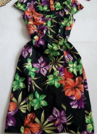 Платье нарядное офисное 48 размер коктейльное миди бюстье футляр