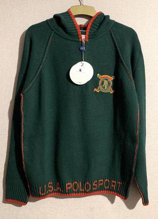 Кофта, свитер usa polo sport company