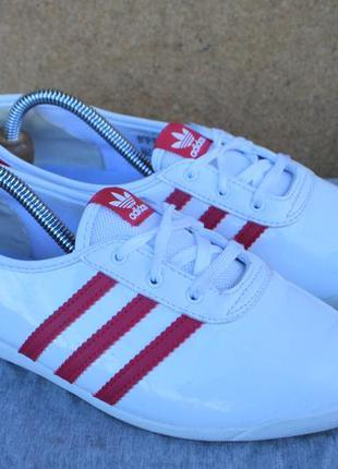 Кроссовки adidas forum slipper 2.0 оригинал 39р кеды