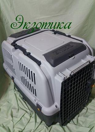 Переноска для собак до 50 кг SKUDO 7