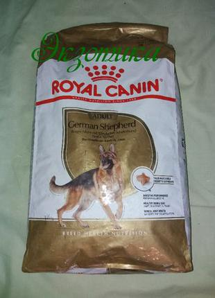 Royal Canin German Shepherd Adult Джерман Шеферд 11 кг