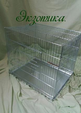 Клетка для собак 92х73х62 Лори Волк 1