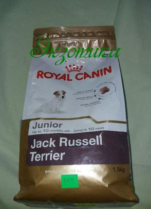 Royal Canin Jack Russell Terrier Junior 1,5 кг