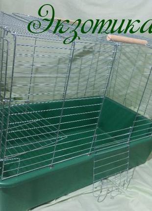 Большая клетка для грызунов Шиншилла ГРАНД, 91*52*61.5 см