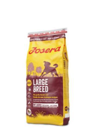 Сухой корм Josera Large Breed( Йозера Лардж Брид для больших п...