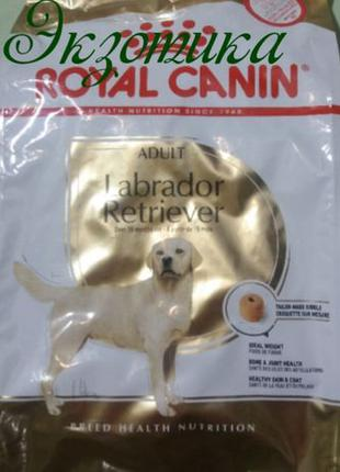 ROYAL CANIN LABRADOR 12 кг Роял Канин кормЛабрадор ОТ 15 мес.