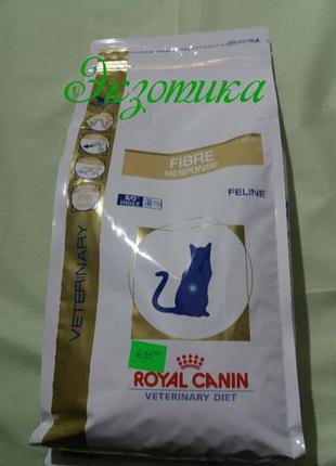 Royal Canin Fibre Response FR31 Feline 2кг