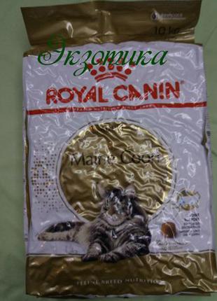 Royal Canin Mainecoon Adult 10кг - Мейн-кун старше 15 месяцев