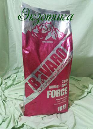 Bavaro Force 18 кг ( баваро форс корм для взрослых собак и щен...