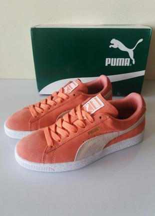 Оригинальные тениски Puma Suede Classic - Топ качество!!!