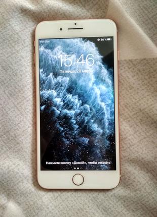 IPhone 8 Plus 64 GB, R-sim