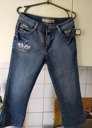 Бриджи джинсовые фирмы jean's for you