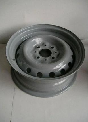 Диск колесный ВАЗ 2103, АвтоВАЗ (13H2x5,0J) серый