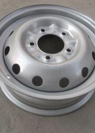Диск колесный ВАЗ 2121, АвтоВАЗ (16x5,0J) металик