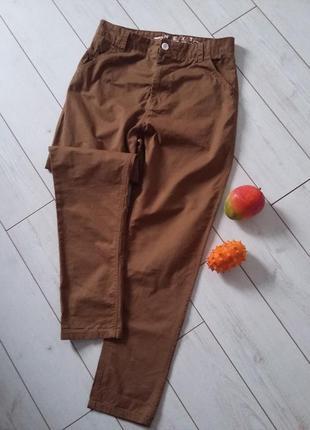 Мужские коттоновые брюки чиносы