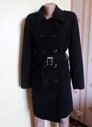 Пальто осеннее размер m - l