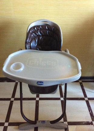 Детский столик/стульчик для кормления Chicco