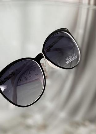 Новинка очки в белой оправе