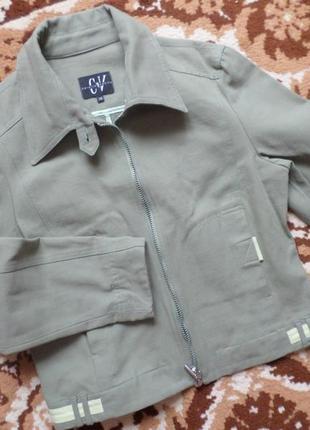 Куртка ветровка без подкладки
