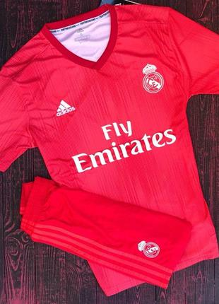 Футбольна форма. Реал Мадрид