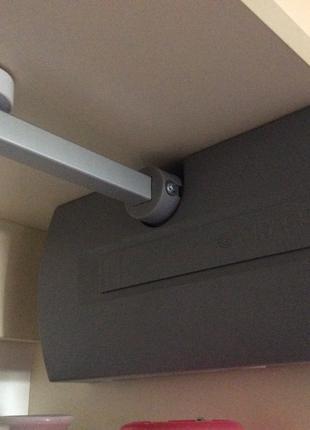 Подъемный механизм для узких алюминиевых рамок Кинваро S35